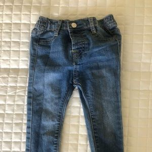 Baby 7 jeans.